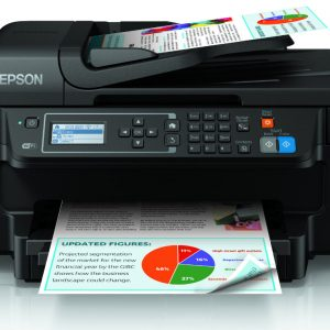 EPSON Printer Workforce WF2750DWF Multifunction Inkjet