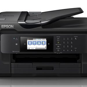 EPSON Printer Business Workforce WF7710DWF Multifunction Inkjet A3