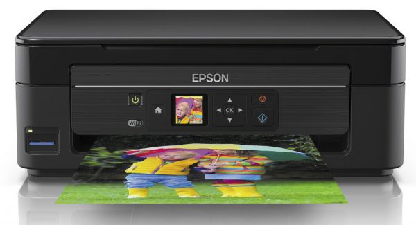 EPSON Printer Expression Home XP-342 Multifunction Inkjet