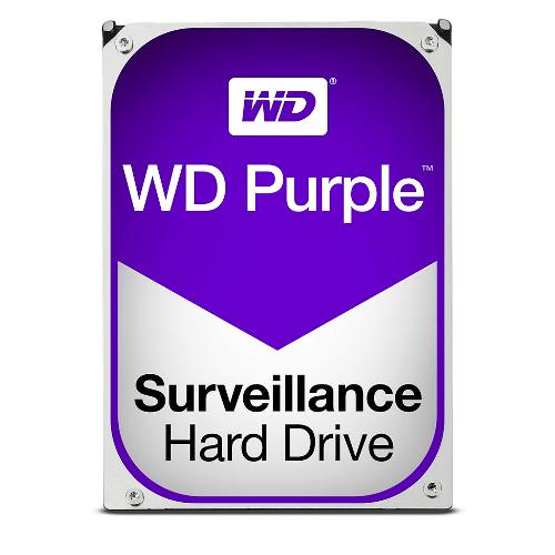 Western Digital 2TB Purple SATA III For Surveillance [WD20PURZ]