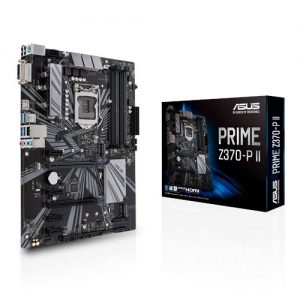 ASUS MOTHERBOARD PRIME Z370-P II , 1151, DDR4, ATX