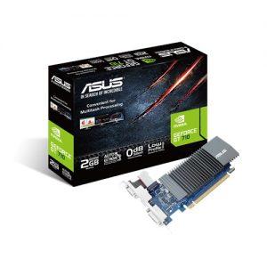 ASUS VGA GT 710-SL-2GD5, 2048 MB GDDR5