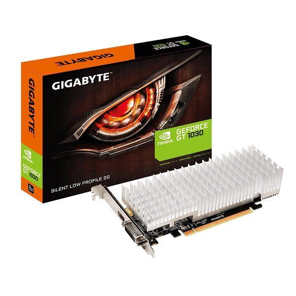 GIGABYTE VGA GV-N1030SL-2GL, 2048MB, GDDR5