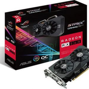 AMD Asus Radeon Rog Strix RX 560 Gaming OC