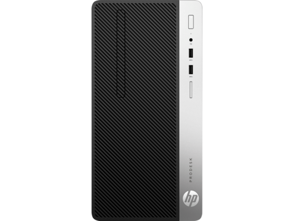 HP 400G5 MT i38100 8GB/256 4NU29EA