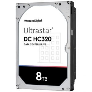 Western Digital HGST Ultrastar DC HC320 8TB SATA III [0B36404]