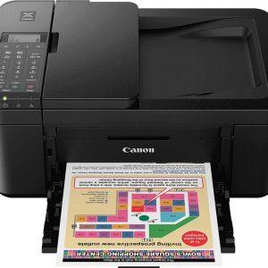Inkjet CANON PIXMA TR4550 Black
